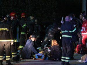 """Corinaldo, buone notizie dall'ospedale: """"Quattro feriti in discoteca respirano da soli"""""""