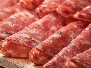 Salame morbido ritirato dal commercio pericoloso per la salu