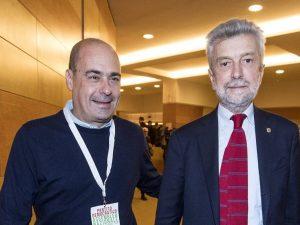 Cesare Damiano ritira la sua candidatura alle primarie del Pd: sosterrà Nicola Zingaretti