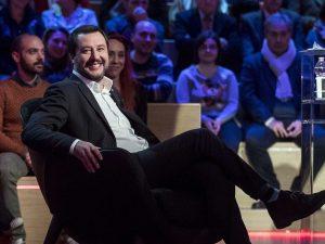 Pensioni, Matteo Salvini spiega come funzionerà la quota 100