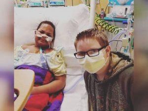 Il suo miglior amico muore di leucemia. Kaleb raccoglie fond