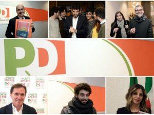 Chi sono i sei candidati al Congresso del Pd