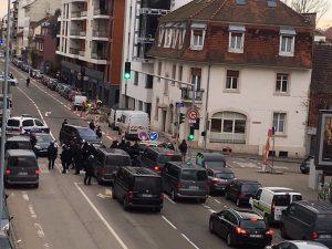 Attentato a Strasburgo: blitz della polizia nel quartiere Ne