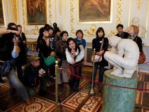 L'Adolescente in un museo (privato) di Roma: l'opera di Mich