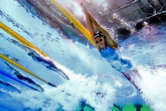Nuoto, Mondiali: Martina Carraro conquista il bronzo nei 50