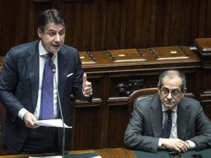 """Manovra, Giuseppe Conte: """"Il rigore dell'Ue favorisce l'inst"""