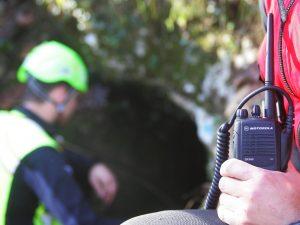 Palermo, salva la speleologa bloccata in una grotta: soccorr