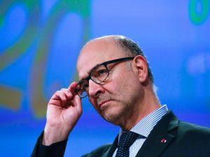 """Manovra, Pierre Moscovici: """"Deficit al 2,04% è nella giusta"""