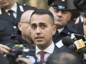 """Reddito di cittadinanza, Luigi Di Maio: """"Parte a marzo, a ge"""