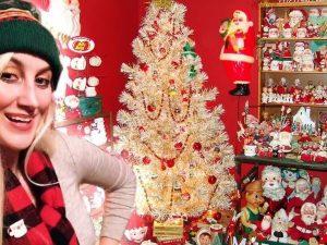 Innamorata del Natale, 32enne spende 8mila euro per le decor