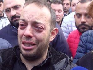 """Tragedia Casteldaccia, l'uomo che ha perso tutto: """"Il Natale non esiste più, vivo per mia figlia"""""""