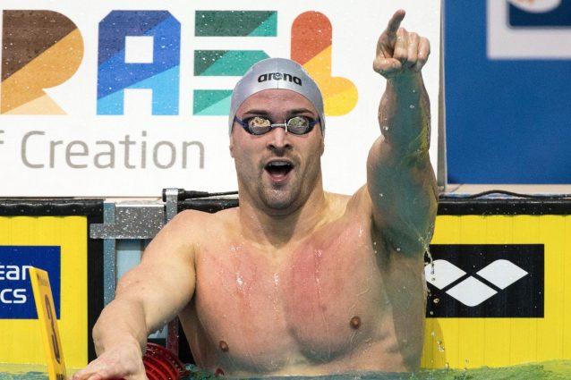 Nuoto, Mondiali vasca corta: argento per Orsi nei 100 misti,