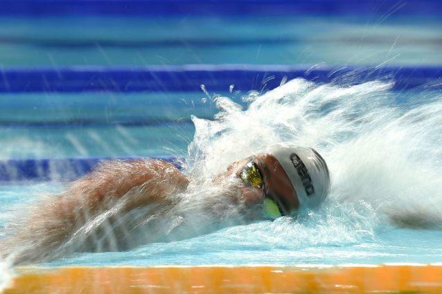 Nuoto, Mondiali in vasca corta: Paltrinieri solo argento, pe