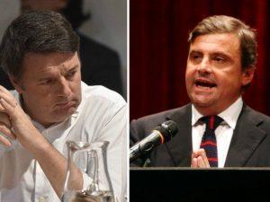 """Pd, Calenda contro Renzi: """"Matteo dica subito cosa vuole far"""