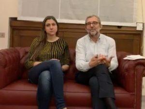 Roberto Giachetti e Anna Ascani annunciano la loro candidatu