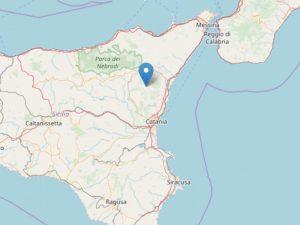 Scossa di terremoto sull'Etna, avvertita anche a Catania
