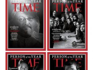 """Le persone dell'anno secondo Time: i giornalisti """"guardiani"""""""