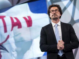 Tav |  per i ritardi l'Ue potrebbe chiedere all'Italia di restituire i fondi  Toninelli
