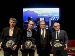 Premio Napoli: vincono Giorgio Falco, Francesco Merlo e Guid