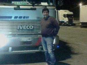 Ucciso con un colpo di fucile in pieno volto: camionista di