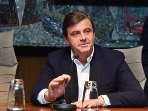 Europee, Carlo Calenda lancia il manifesto per una lista uni