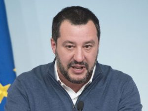"""Sorprese ladro e gli sparò, Salvini lo va a trovare in carcere: """"Chiederò ..."""