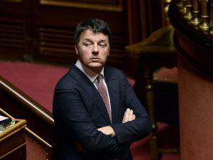 """L'annuncio di Matteo Renzi: """"Non mi candido alle Europee e n"""
