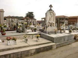 """Torino, sono ancora vivi e portano fiori sulle loro tombe: """""""