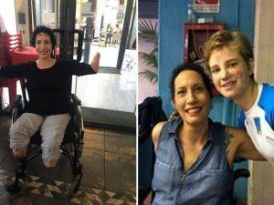"""Perde braccia e gambe per un tumore invisibile: """"Bebe Vio mi"""