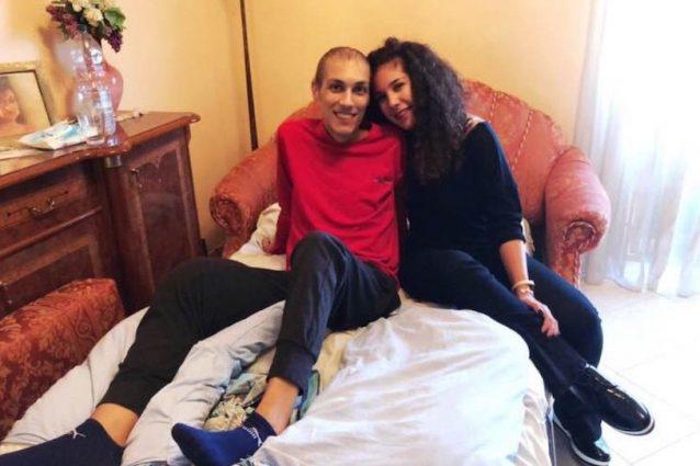 """Morte di Luca Cardillo, l'addio della sorella: """"Fratellino m"""
