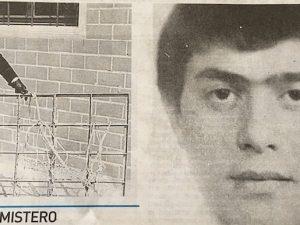 Carabiniere di leva rapito e ucciso 32 anni fa: prelevato il