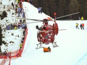 Piancavallo, bimbo di 9 anni cade sulla pista da sci: è grav