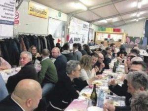 Treviso. La cena della Lega finisce male: problemi intestina