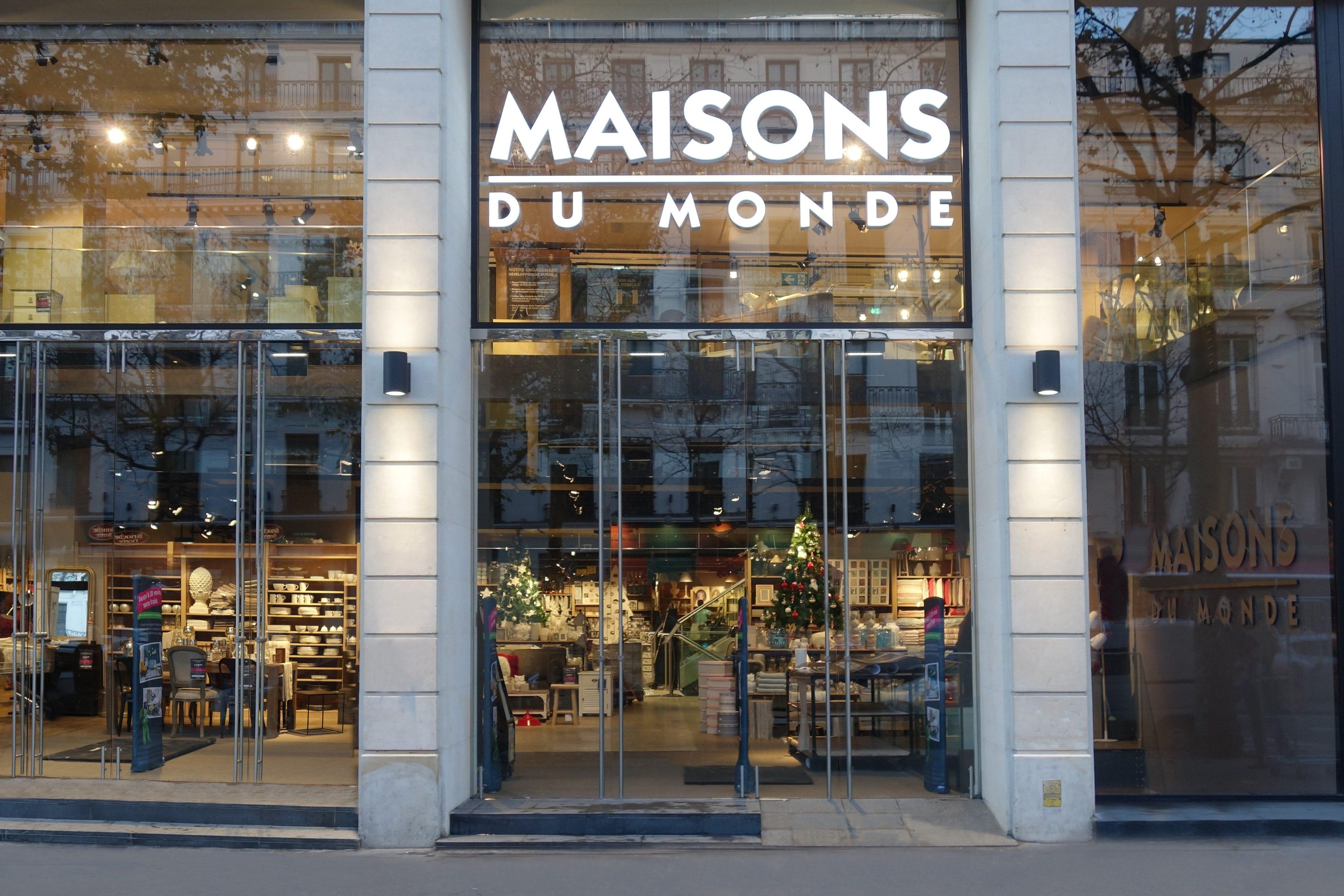 Maison Du Monde Boutique. Beautiful Du Bout Du Monde Marie ...