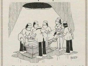 È morto Bort! Lo storico vignettista della Settimana Enigmis