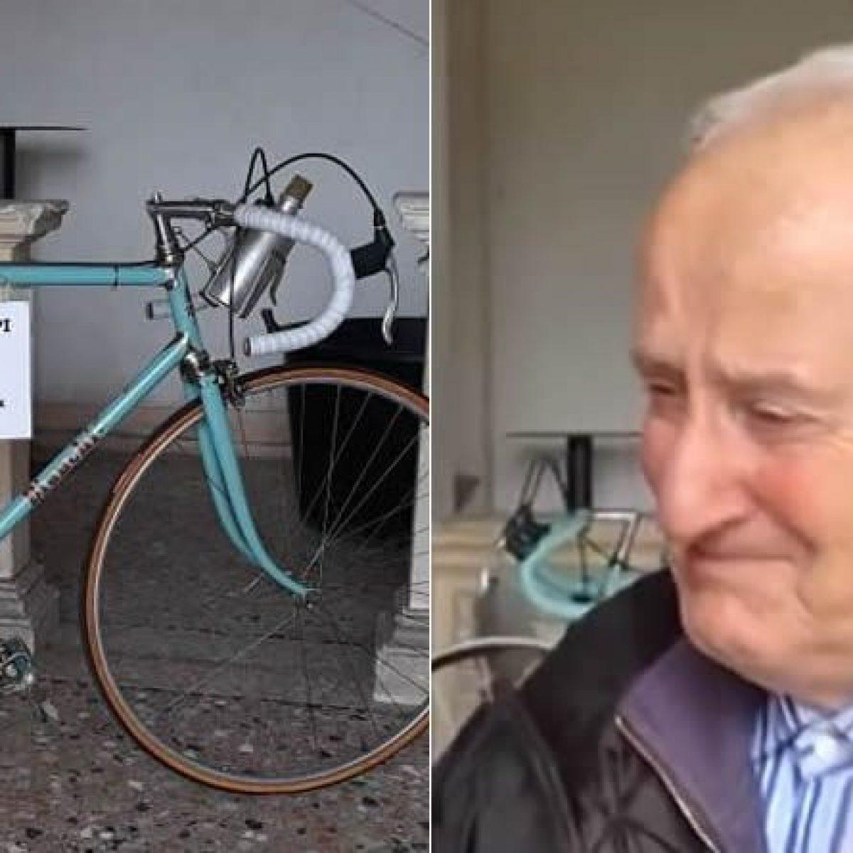 Sparita La Mitica Bici Di Fausto Coppi Proprietario In Lacrime Vi