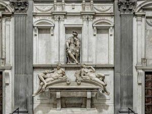 Michelangelo a Firenze: risplende la luce nella Sagrestia Nu
