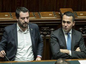 """Nomine Ue, Salvini attacca il M5s: """"Preferisce poltrona, com"""