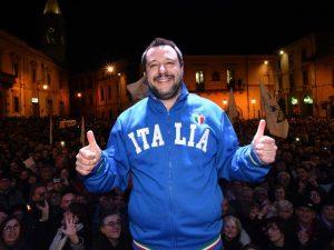 Elezioni Regionali Abruzzo |  cosa farà adesso Matteo Salvini