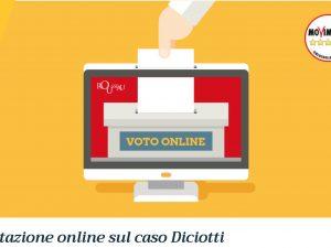 """Voto su caso Diciotti, M5s: """"No allarmismo, è lo stesso ques"""