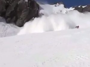 Alpi svizzere |  ricerche sospese dopo la valanga a Crans Montana |  morto 34enne |  nessun