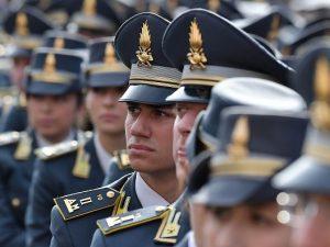 Concorso per 66 Allievi Ufficiali della Guardia di Finanza: