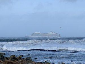 È stato terrificante! il racconto della passeggera della nave da crociera in avaria Viking Sky