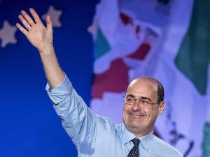 """Pd, Zingaretti proclamato segretario: """"Serve un nuovo partito, dovrà ..."""