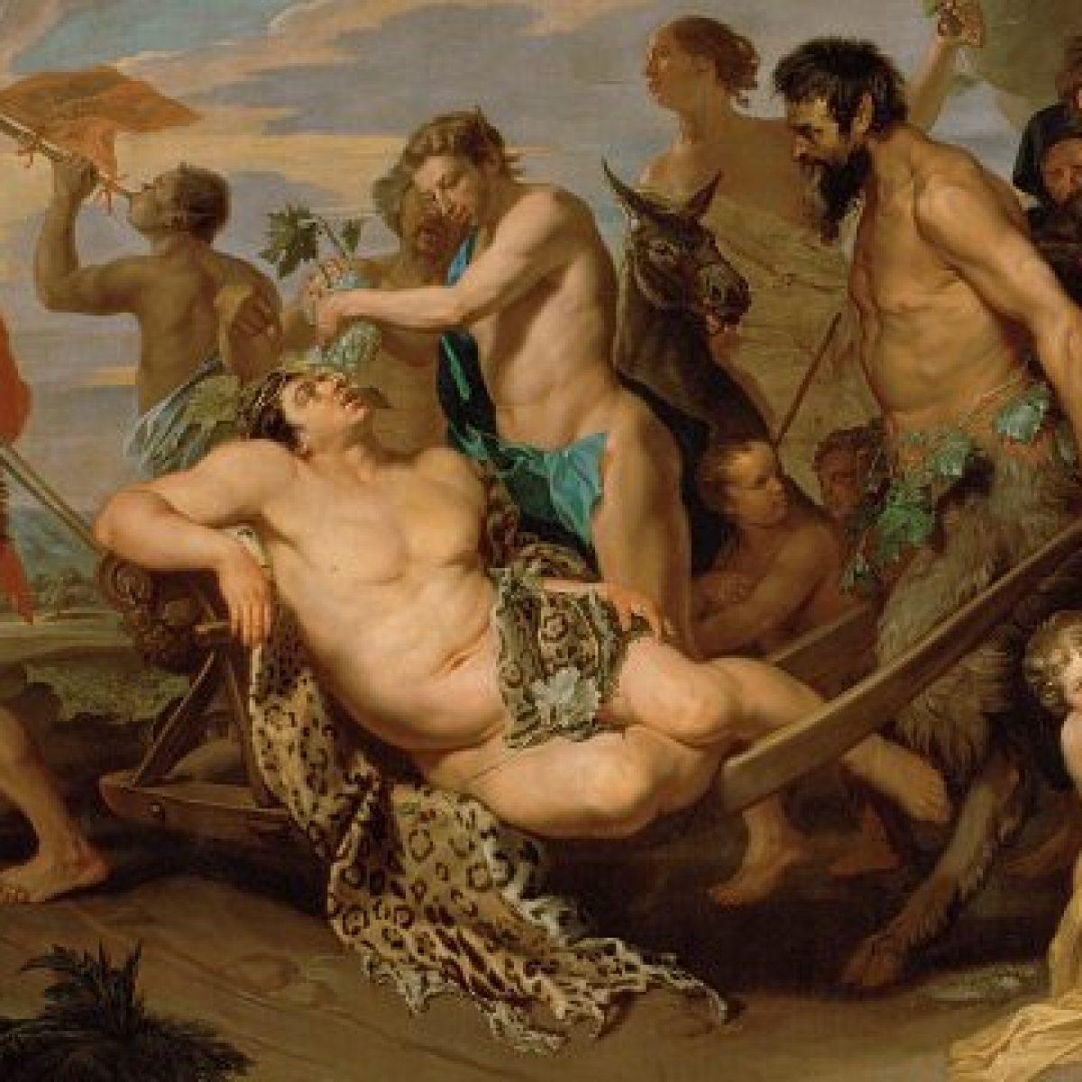 In questi giorni l'antica Roma celebrava i Baccanali: la dissoluta ...