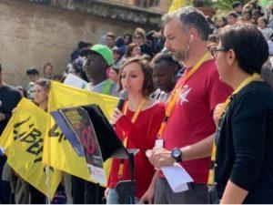 "Palermo, bruciata l'auto di Chiara, militante di Libera: ""Qu"