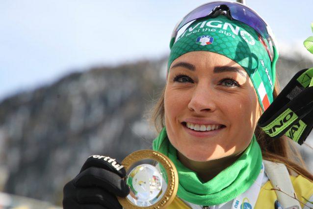 Dorothea Wierer nella storia: vince la Coppa del Mondo di Biathlon