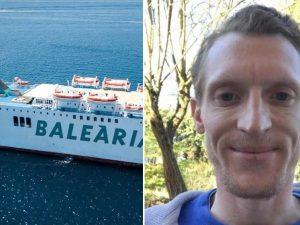 Si imbarca su traghetto per le vacanze, 31enne sparisce nel