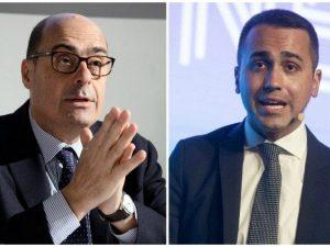 """Querela a Di Maio, ministro risponde Pd: """"Continua a negare"""