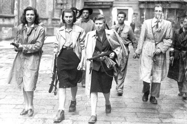 25 aprile, Festa della Liberazione: la Resistenza è donna, il Derby (e Salvini) è maschio